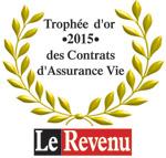 trophee d'or assurance vie bforbank